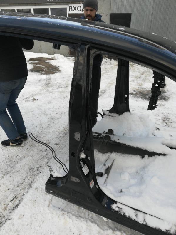 Стойка кузова Subaru Outback BRF EZ36D 2009 правая