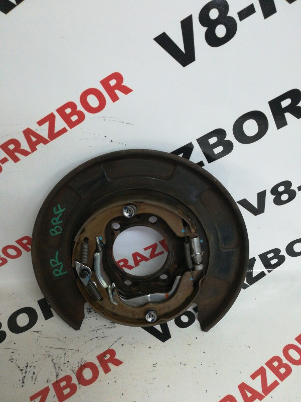Кожух тормозного диска Subaru Outback BRF EZ36D 2009 задний правый