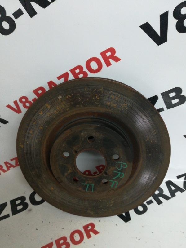Тормозной диск Subaru Outback BRF EZ36D 2009 передний