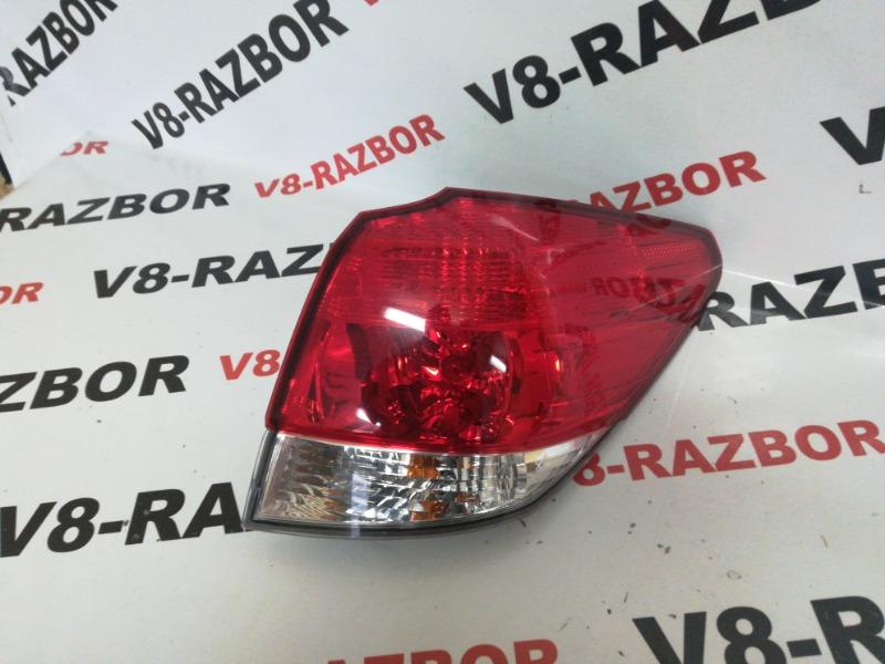 Стоп-сигнал Subaru Outback BRF EZ36D 2009 задний правый