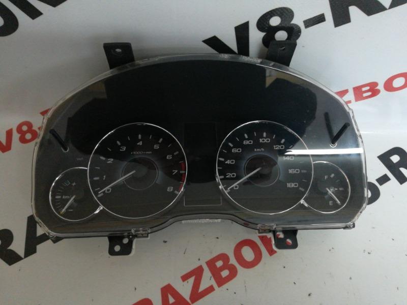Щиток приборов Subaru Outback BR9 EJ253 2011