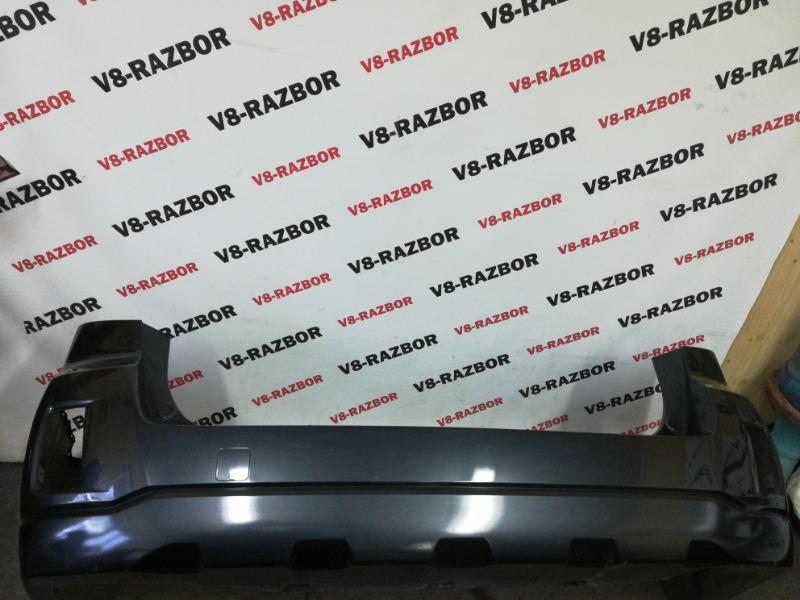 Бампер Subaru Outback BR9 EJ253 2011 задний