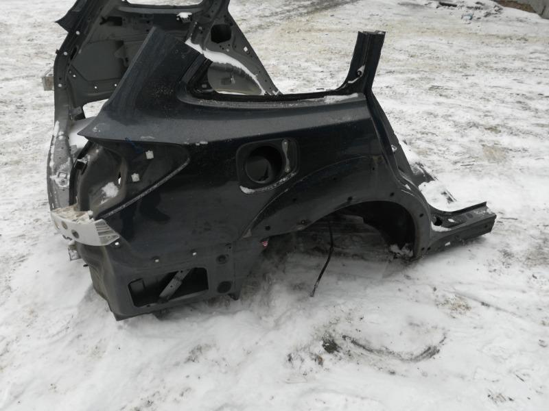 Крыло Subaru Outback BR9 EJ253 2011 заднее правое