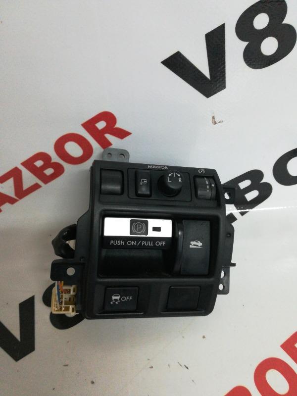Блок управления зеркалами Subaru Outback BR9 EJ253 2011