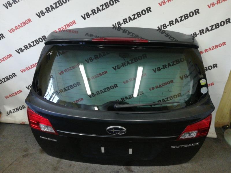 Дверь багажника Subaru Outback BR9 EJ253 2011