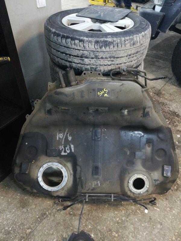 Топливный бак Subaru Forester SH5 EJ204 2009