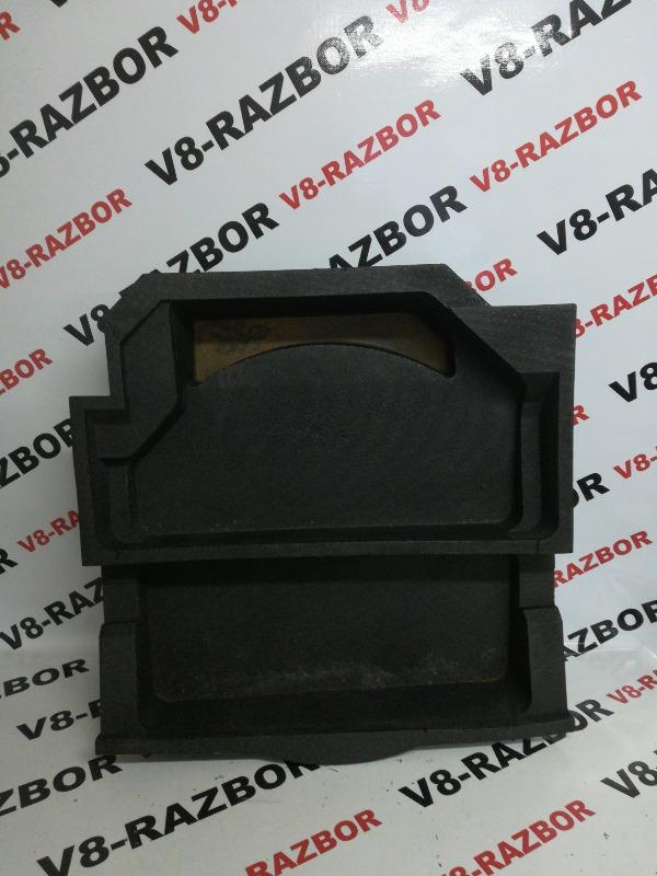 Пенопласт в багажник Subaru Forester SH5 EJ204 2007