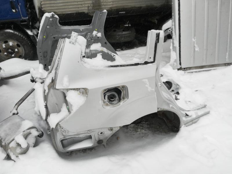 Крыло Subaru Forester SH5 EJ204 2009 заднее правое