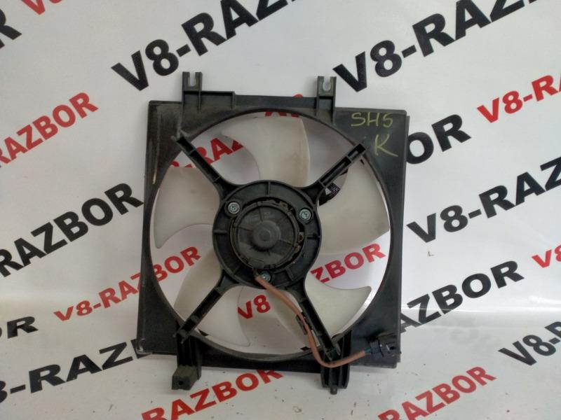 Вентилятор радиатора Subaru Forester SH5 EJ204 2010