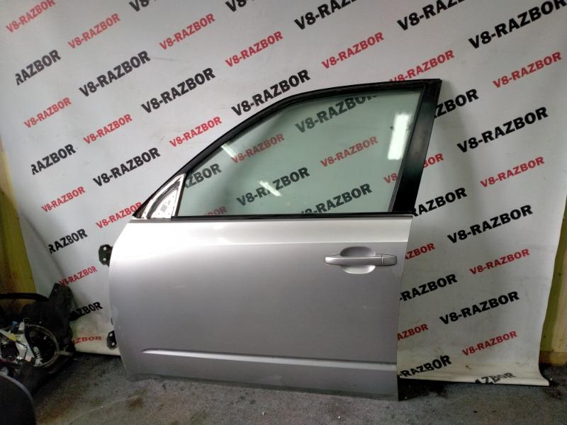 Дверь Subaru Forester SH5 EJ205 2008 передняя левая