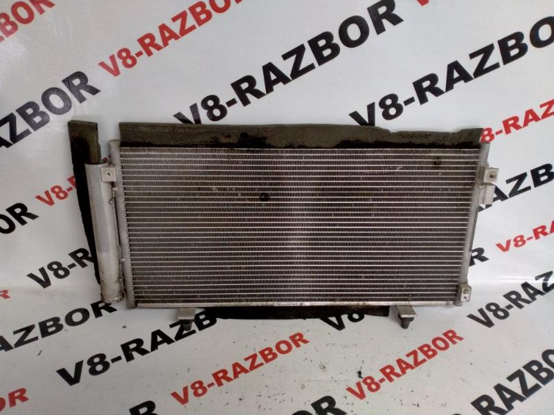 Радиатор кондиционера Subaru Forester SHA FB25B 2012