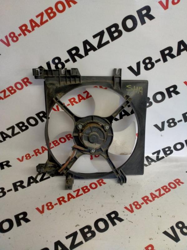 Вентилятор радиатора Subaru Forester SHA FB25B 2010
