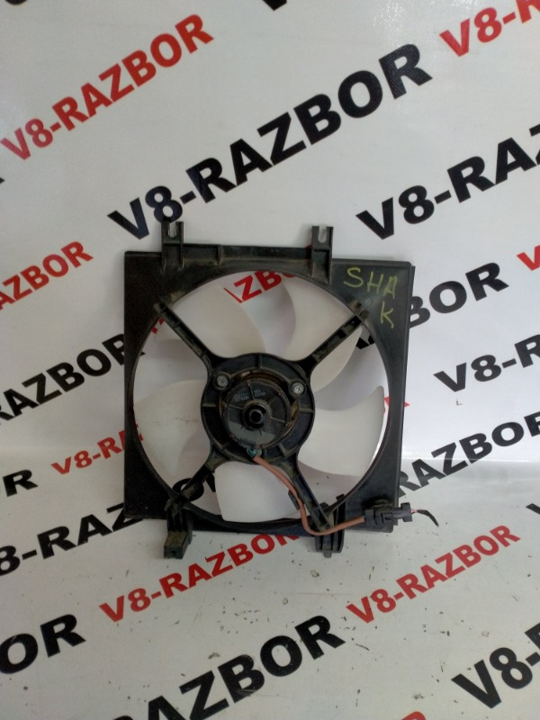 Вентилятор радиатора Subaru Forester SHA FB25B 2012