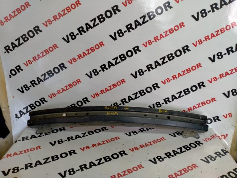 Усилитель бампера Subaru Forester SHA FB25B 2010 передний