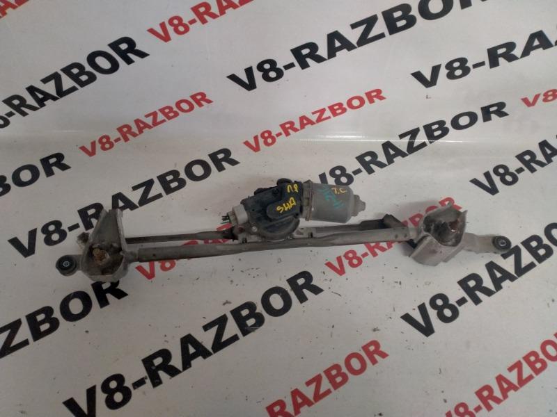 Механизм стеклоочистителя Subaru Forester SHA FB25B 2012