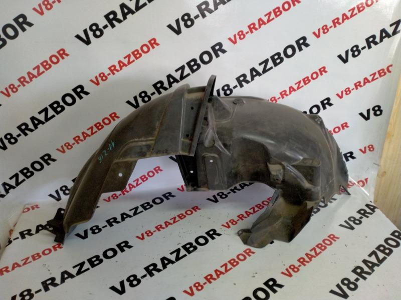 Подкрылок Subaru Forester SHA FB25B 2012 задний правый