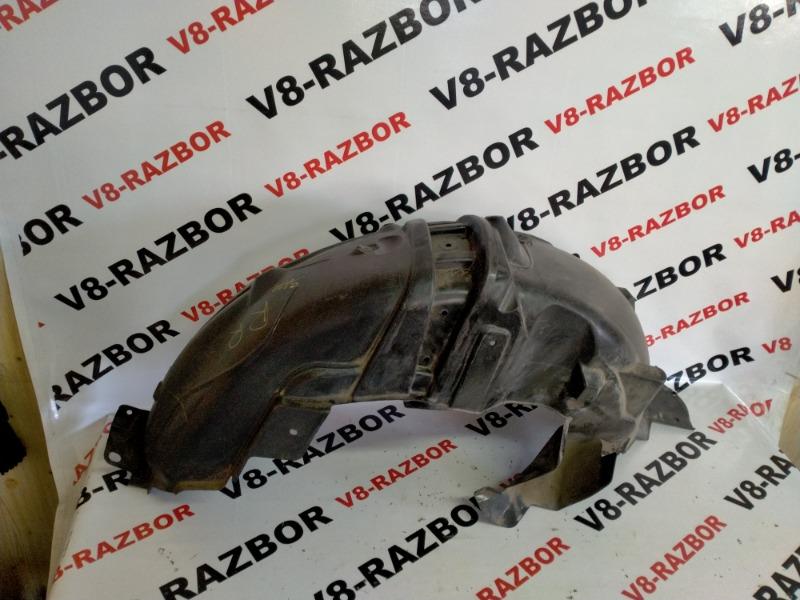 Подкрылок Subaru Forester SHA FB25B 2010 задний правый