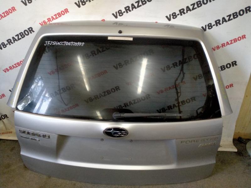 Дверь багажника Subaru Forester SHA FB25B 2010