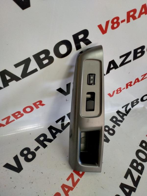 Блок управления стеклами Subaru Forester SHA FB25B 2010 передний правый