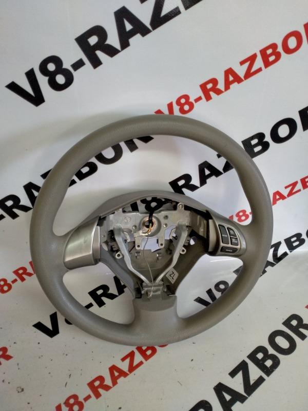 Руль Subaru Forester SHA FB25B 2010