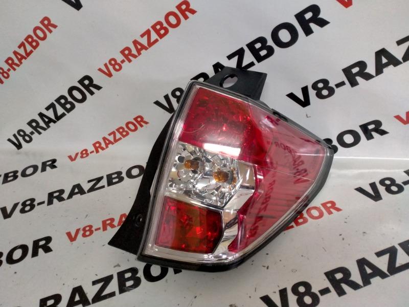 Стоп-сигнал Subaru Forester SH5 EJ204 2010 правый