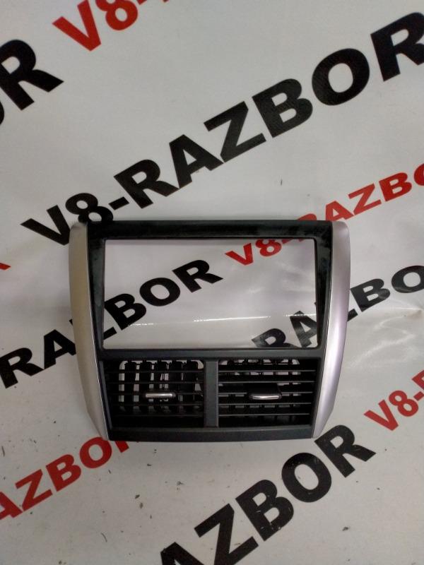 Рамка магнитолы Subaru Forester SH5 EJ204 2010