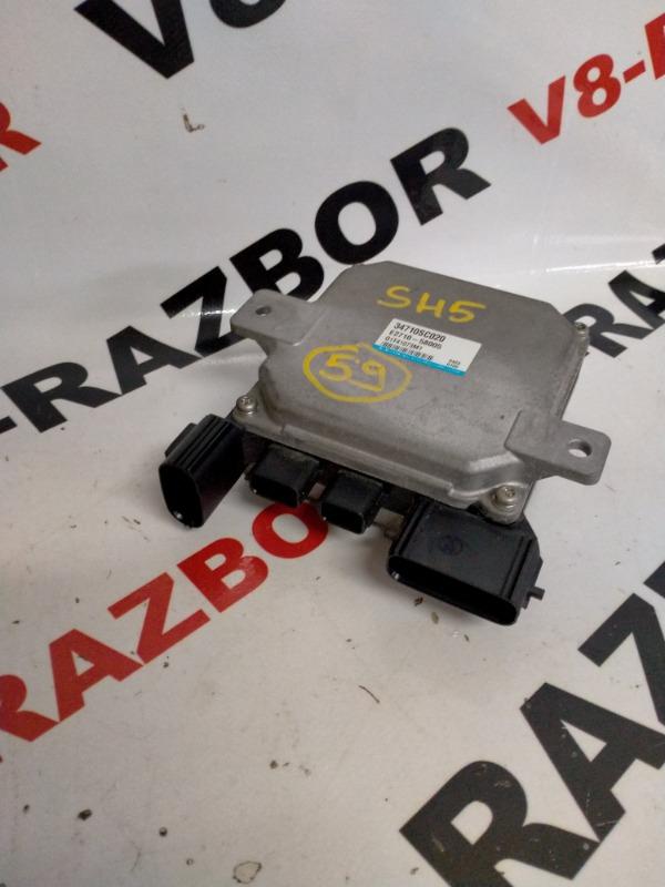 Блок управления рулевой рейкой Subaru Forester SH5 EJ204 2010