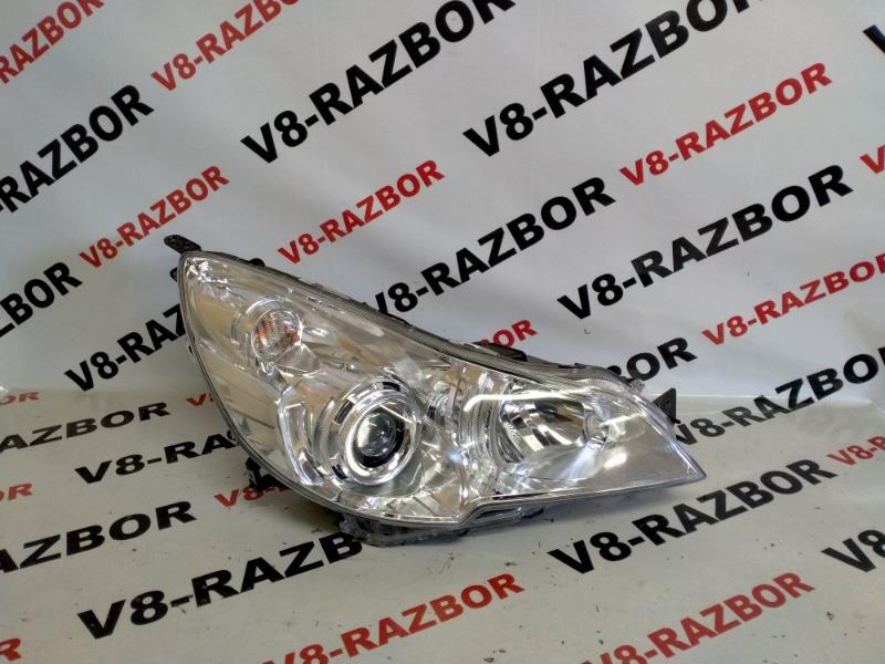 Фара Subaru Outback BR9 EJ253 2010 правая