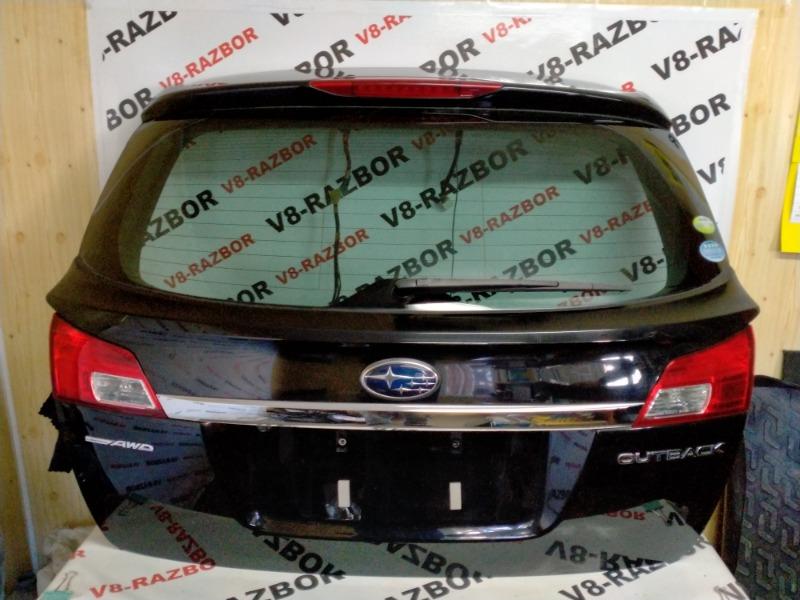 Дверь багажника Subaru Outback BR9 EJ253 2010