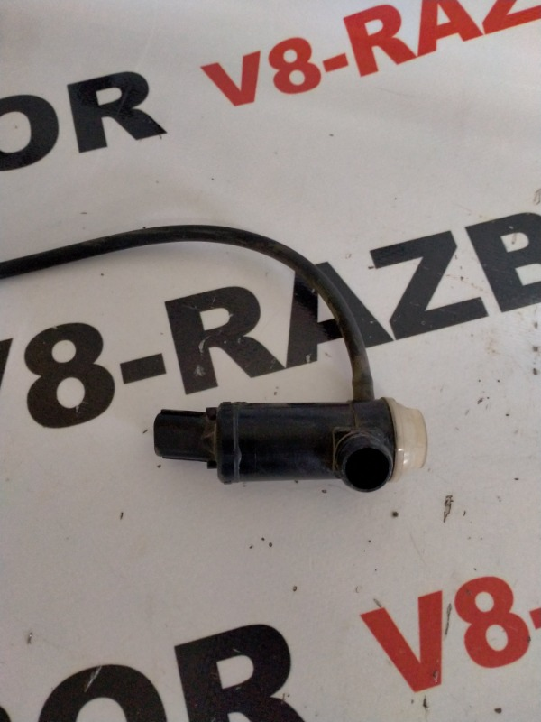 Моторчик стеклоомывателя Subaru Outback BR9 EJ253 2010