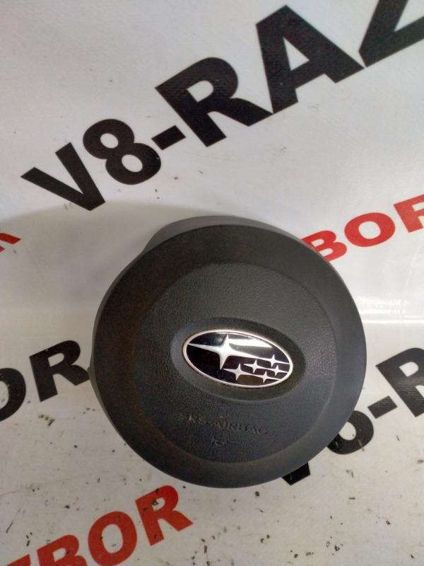 Аирбаг на руль Subaru Outback BR9 EJ253 2011