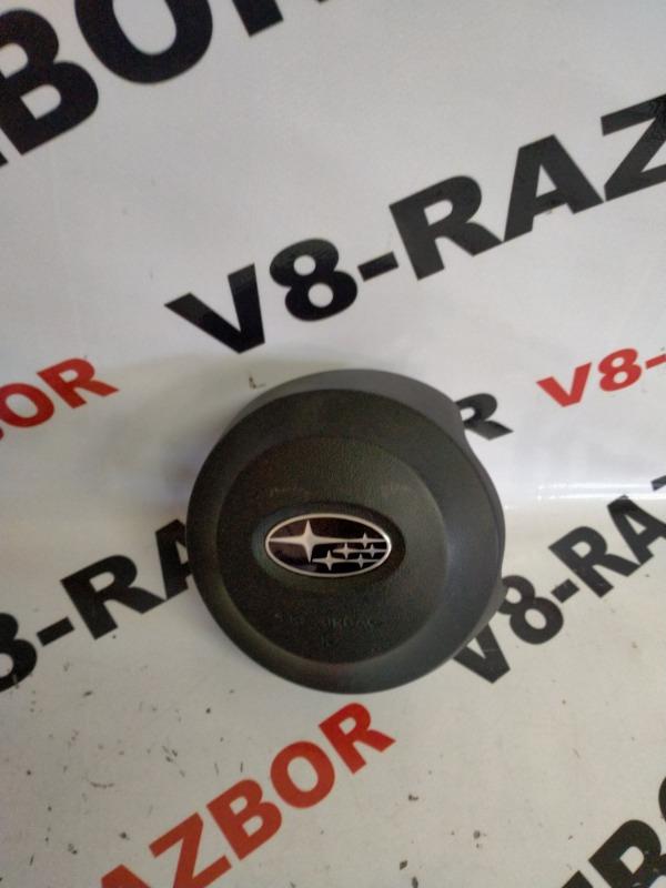 Аирбаг на руль Subaru Outback BR9 EJ253 2010