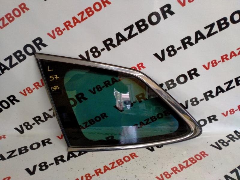 Стекло собачника Subaru Outback BR9 EJ253 2011 левое