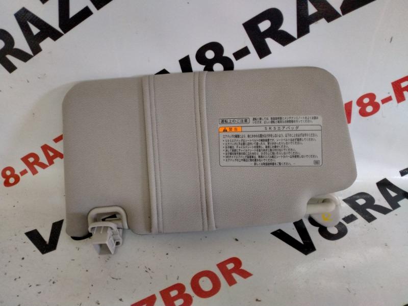 Козырек солнцезащитный Subaru Outback BR9 EJ253 2011 правый