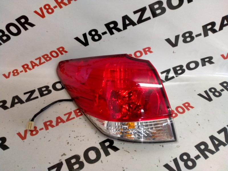 Стоп-сигнал Subaru Outback BR9 EJ253 2011 левый