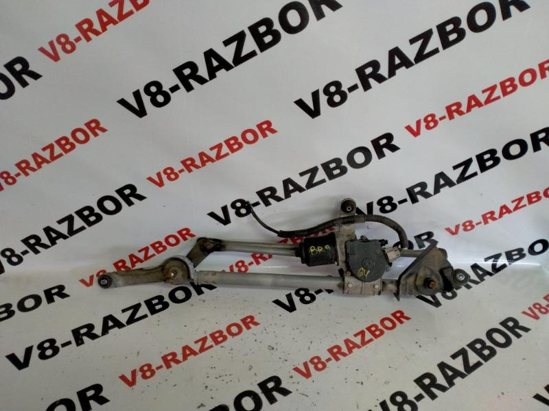 Механизм стеклоочистителя Subaru Outback BR9 EJ253 2010