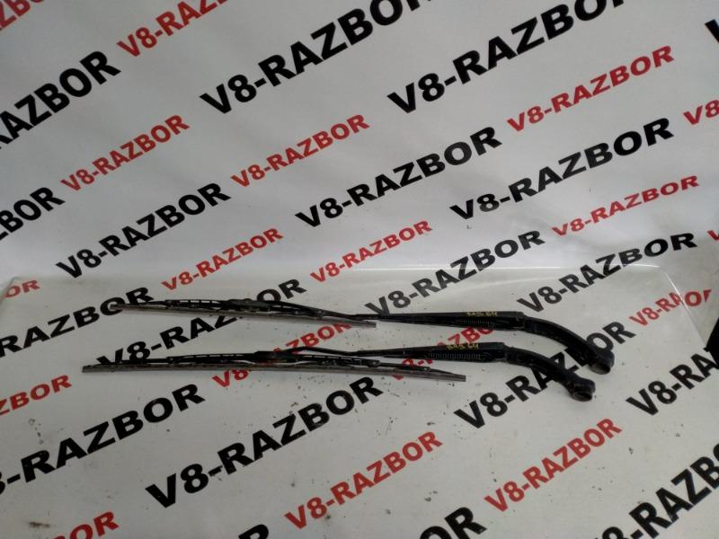 Дворник Subaru Outback BR9 EJ253 2010