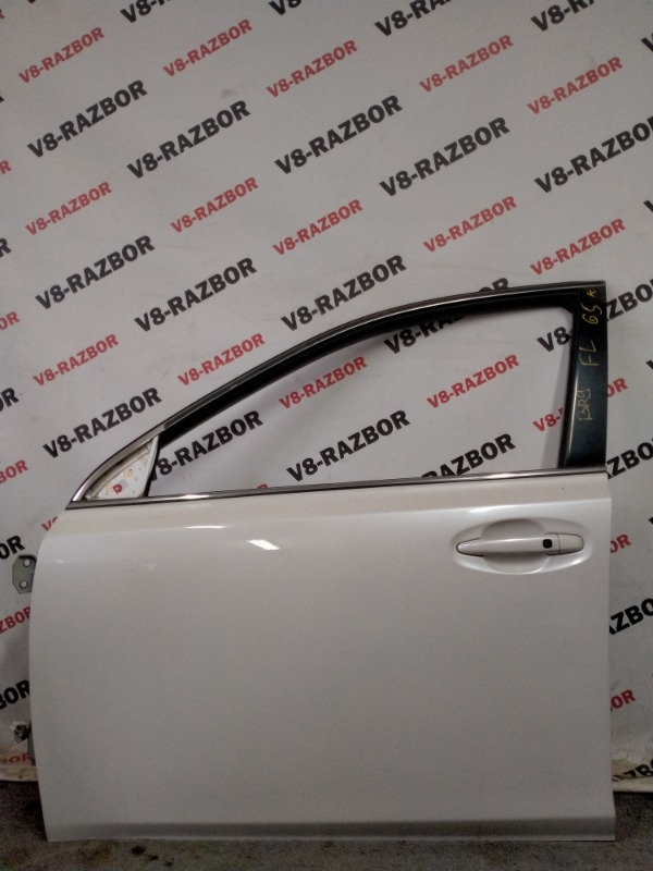 Дверь Subaru Outback BR9 EJ253 2010 передняя левая