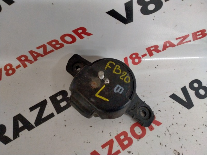 Подушка двигателя Subaru Impreza GP FB20A левая