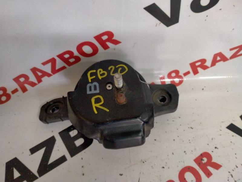 Подушка двигателя Subaru Impreza GP FB20A правая
