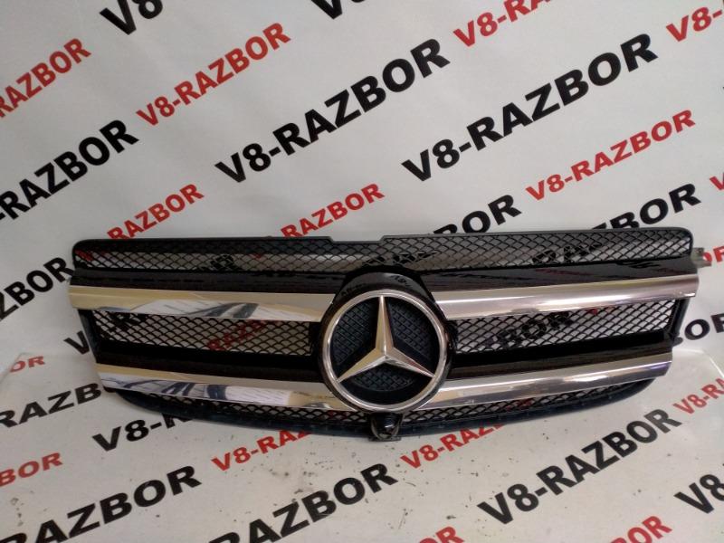 Решетка радиатора Mercedes-Benz Gl-Class X166 2012