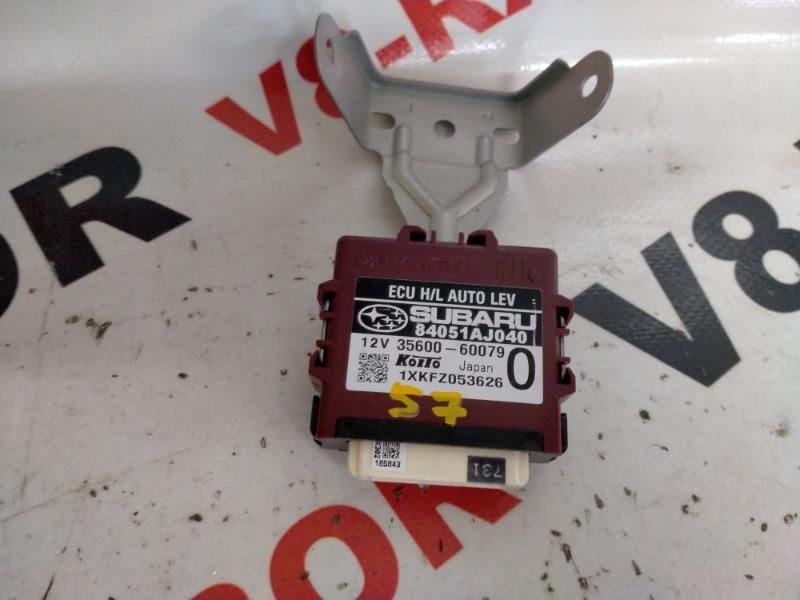 Блок управления фарами Subaru Outback BR9 EJ253 2011