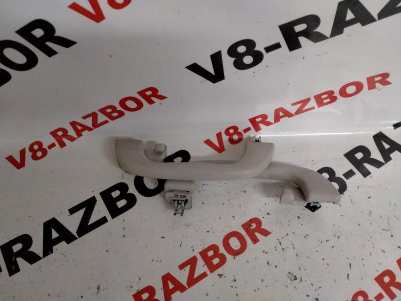 Ручка внутренняя потолочная Subaru Outback BR9 EJ253 2011 задняя