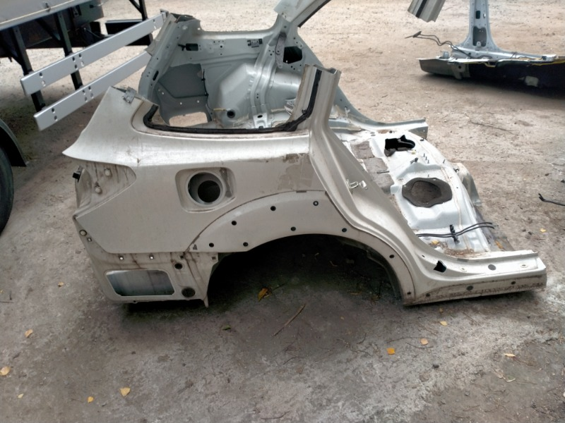 Крыло Subaru Outback BR9 EJ253 2010 заднее правое