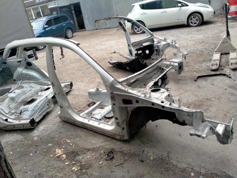 Лонжерон Subaru Outback BR9 EJ253 2010 правый