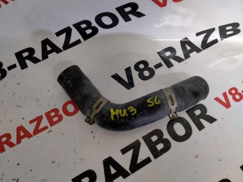 Патрубок радиатора Subaru Forester SH5 EJ204 2009 нижний