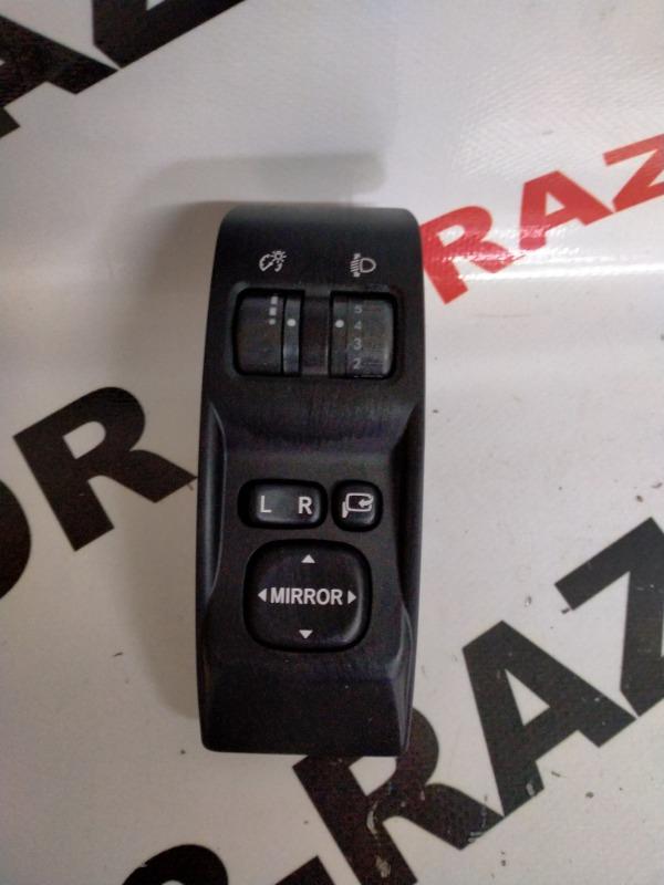 Блок управления зеркалами Subaru Forester SH5 EJ204 2009