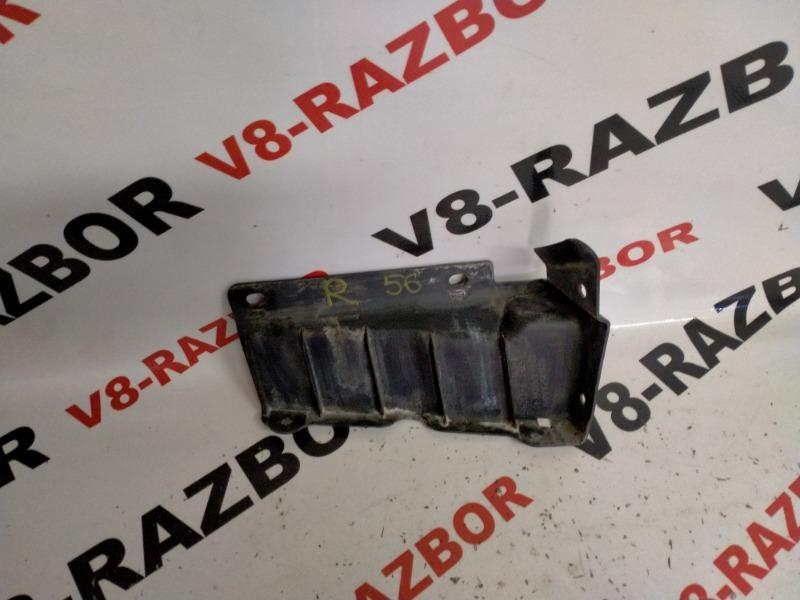 Крепление бампера Subaru Forester SH5 EJ204 2009 заднее правое нижнее