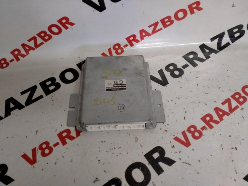 Блок управления двс Subaru Forester SH5 EJ204 2009