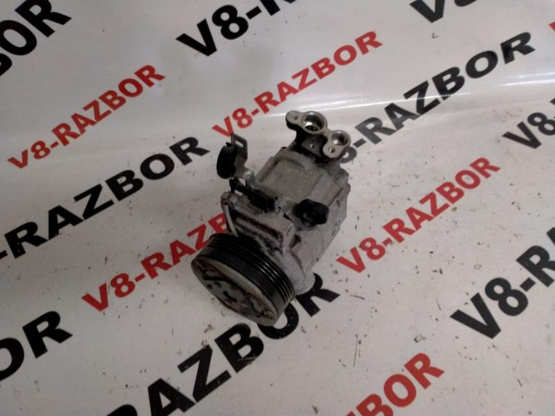 Компрессор кондиционера Subaru Forester SH5 EJ204 2009